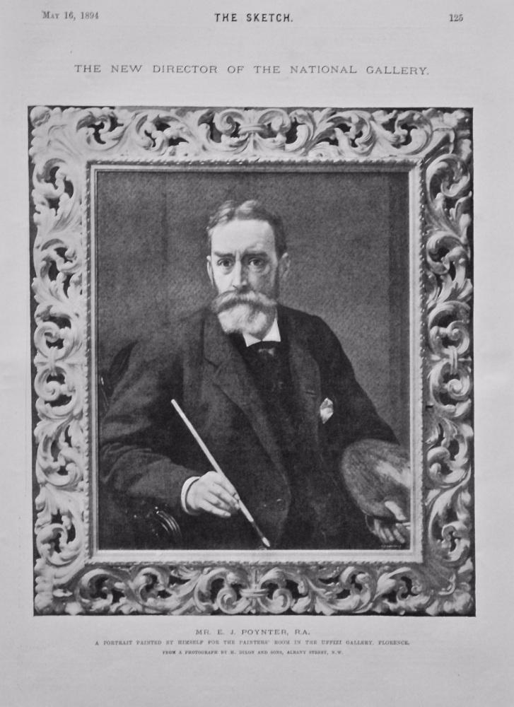 Mr. E. J. Pointer, R.A. 1894.