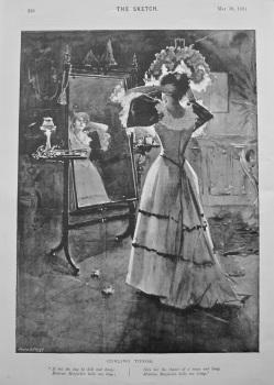 Curling Tongs. 1894.