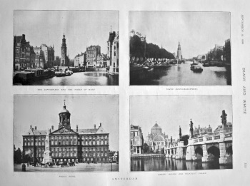 Amsterdam. 1898.