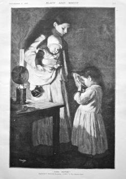 """""""Alma Mater"""". 1898."""
