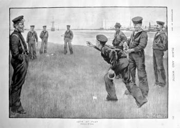 Jack at Play. 1898.