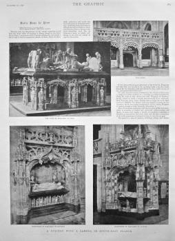 Notre Dame de Brou. 1898.