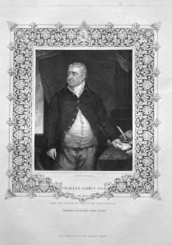 Charles James Fox.