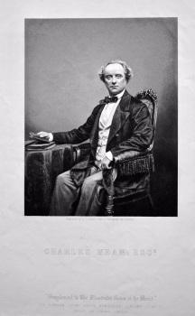 Charles Kean, Esq.  1858c.