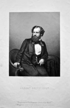 Albert Smith, Esq. 1858c