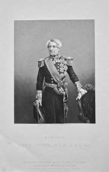 Admiral Lord Lyons,  G.C.B.  D.C.L.  &c.  1858c
