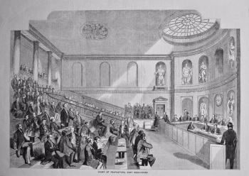 Court of Proprietors. East-India-House. 1858.