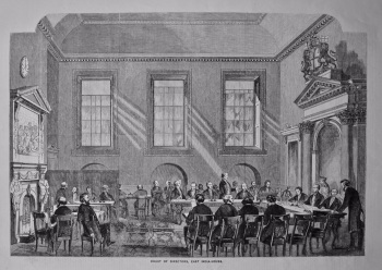 Court of Directors, East India-House. 1858.