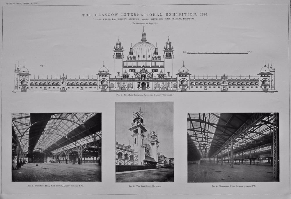 The Glasgow International Exhibition, 1901.