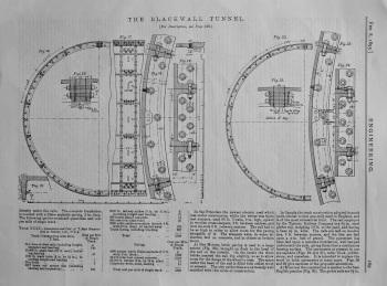 Blackwall Tunnel.- No. II. 1895