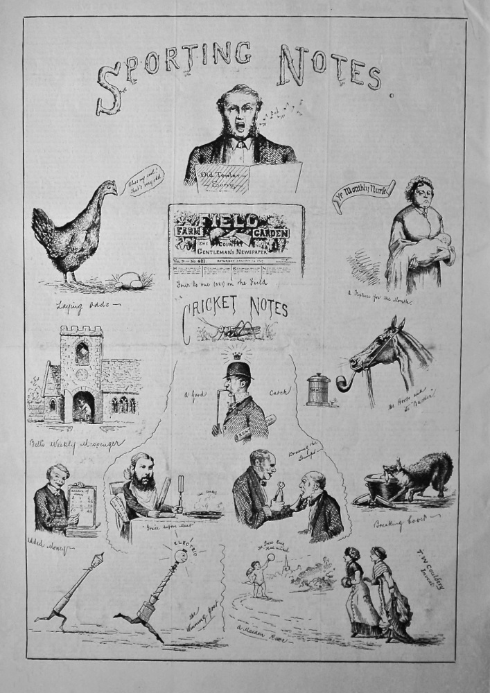 Sporting Notes. 1879