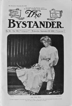 The Bystander Wednesday September 27, 1905