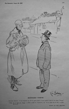 Reasonable Economy. 1905.
