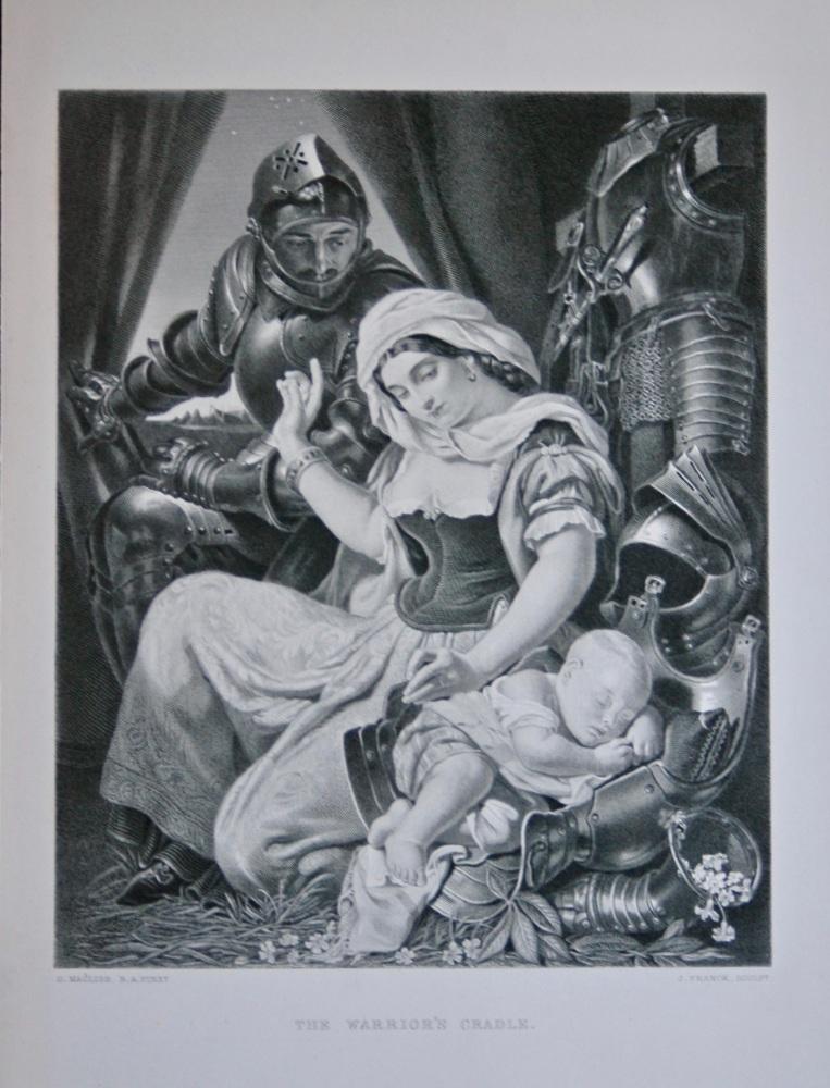 The Warrior's Cradle.  1880c.