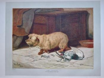 """The Culprit"".  1886."