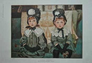 """Little Visitors"".  1883."