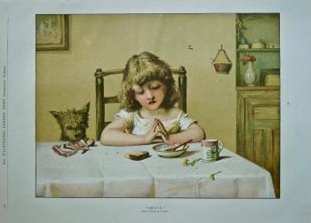 """""""Grace.""""  1884."""