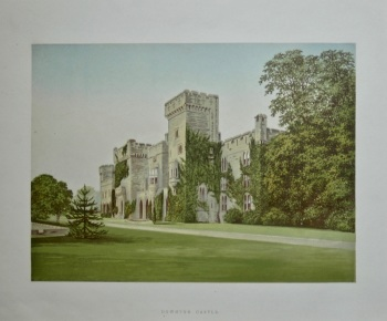 Downton Castle.  1880c.
