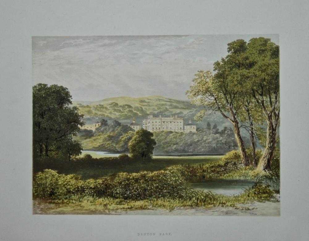 Denton Park.  1880c.