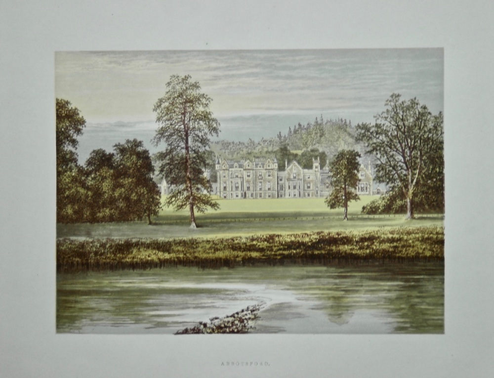 Abbotsford.  1880c.