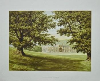 Donington Castle.  1880c.