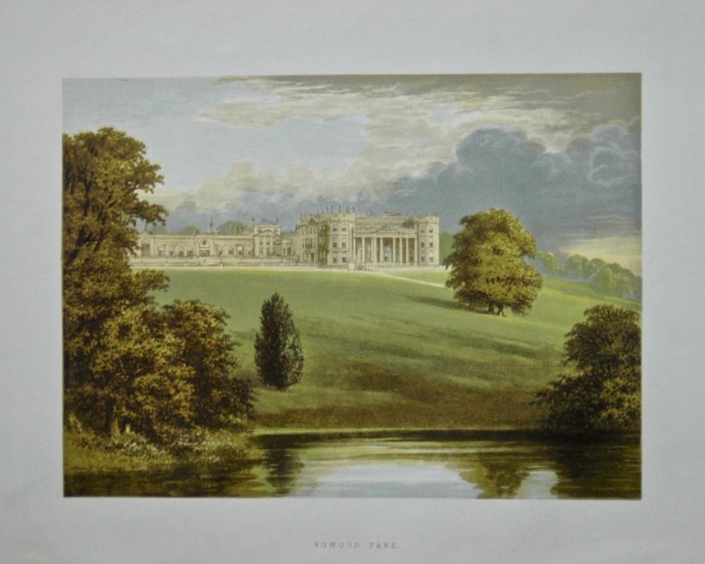 Bowood Park.  1880c.