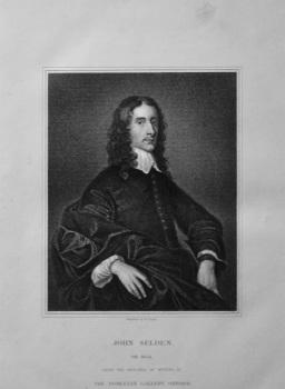 John Selden.  1823.