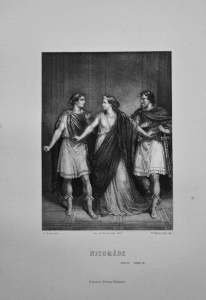 Nicomede. 1862c.