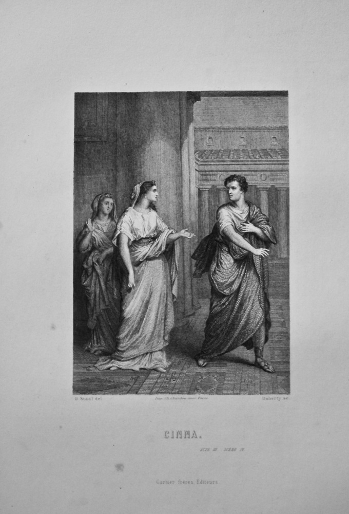 Cinna.  1862c.