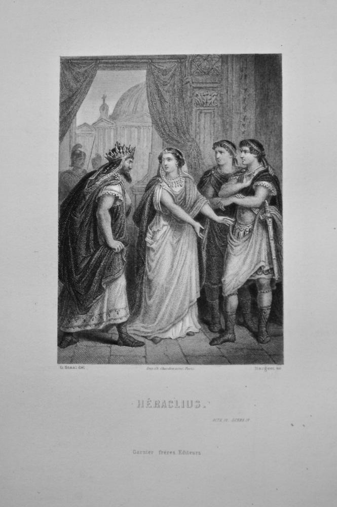 Heraclius.  1862c.