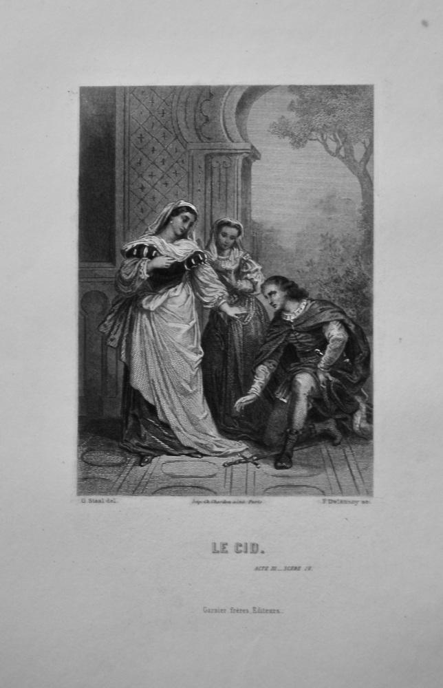 Le Cid.  1862c.