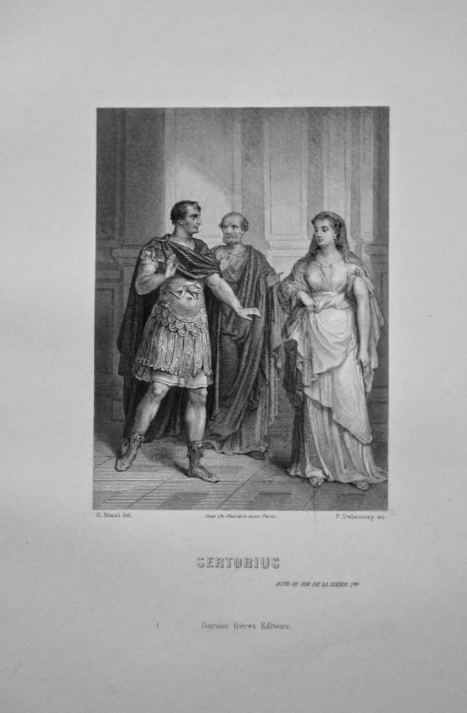 Sertorius.  1862c.