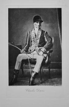 Charles Davis.  (Queens Huntsman).  1897.