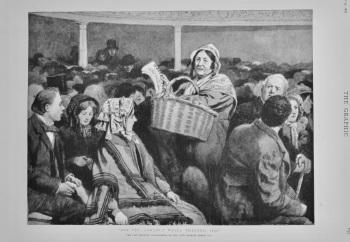 """The Pit, Sadler's Wells Theatre, 1850"""