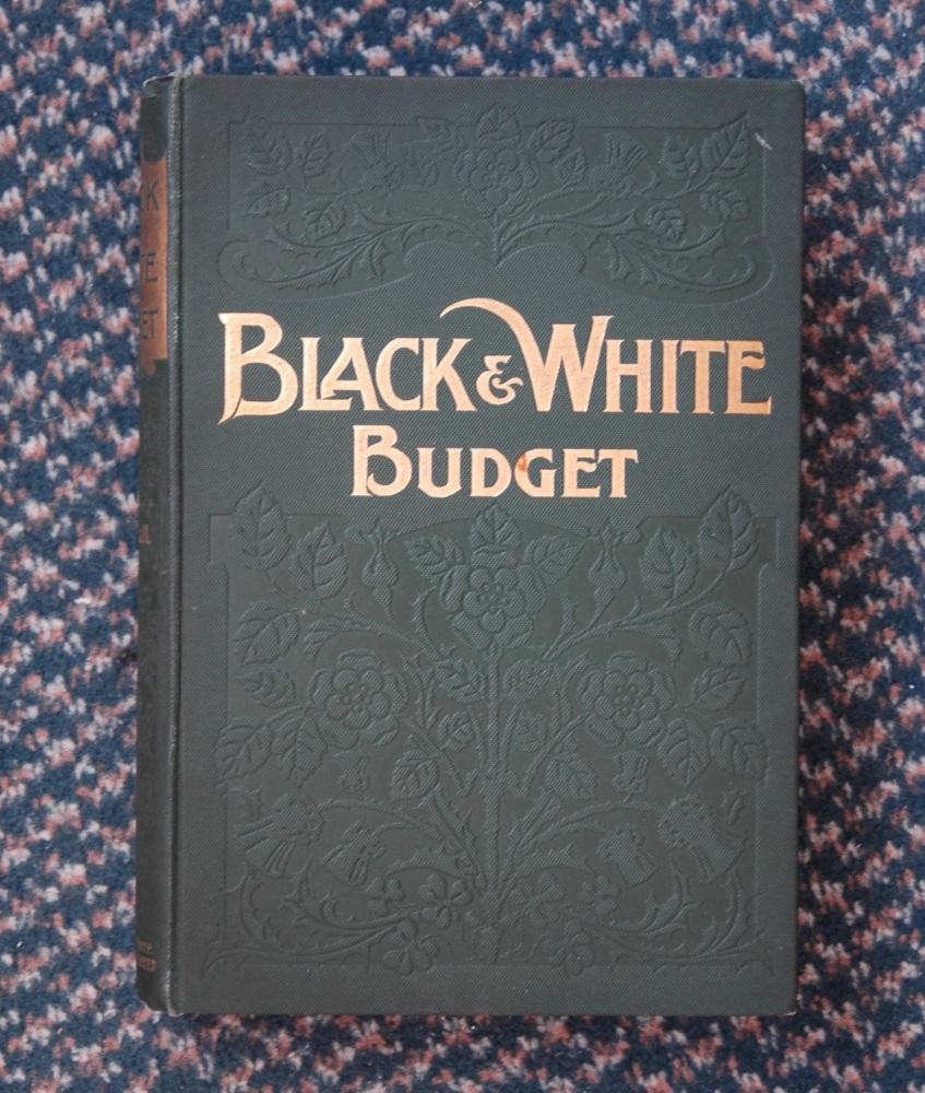 Black and White Budget Vol I and II - 1899/1900