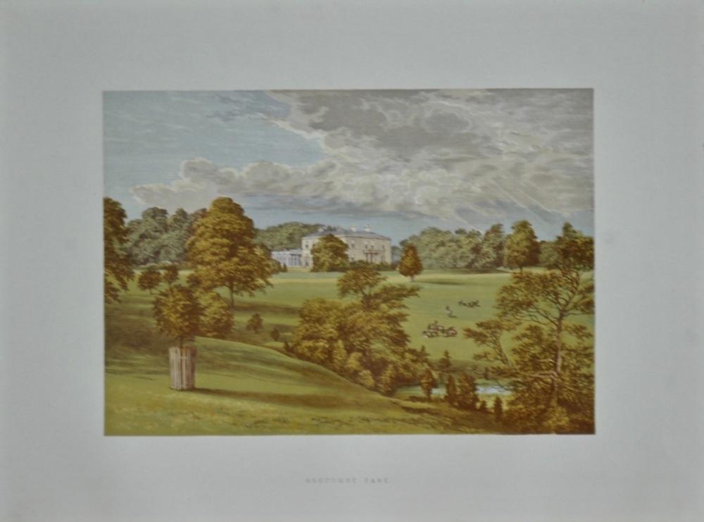 Ashcombe Park, Staffordshire