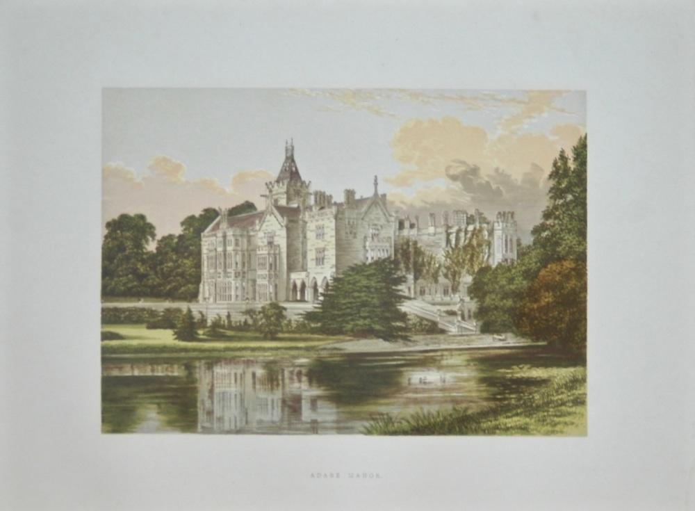 Adare Manor, Ireland
