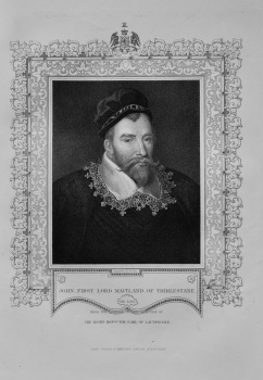 John, First Lord Maitland, of Thirlestane.