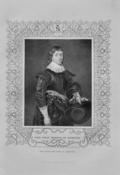 John, First Marquis of Hamilton.