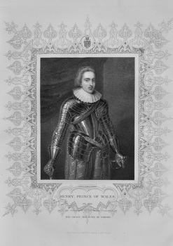 Henry, Prince of Wales.