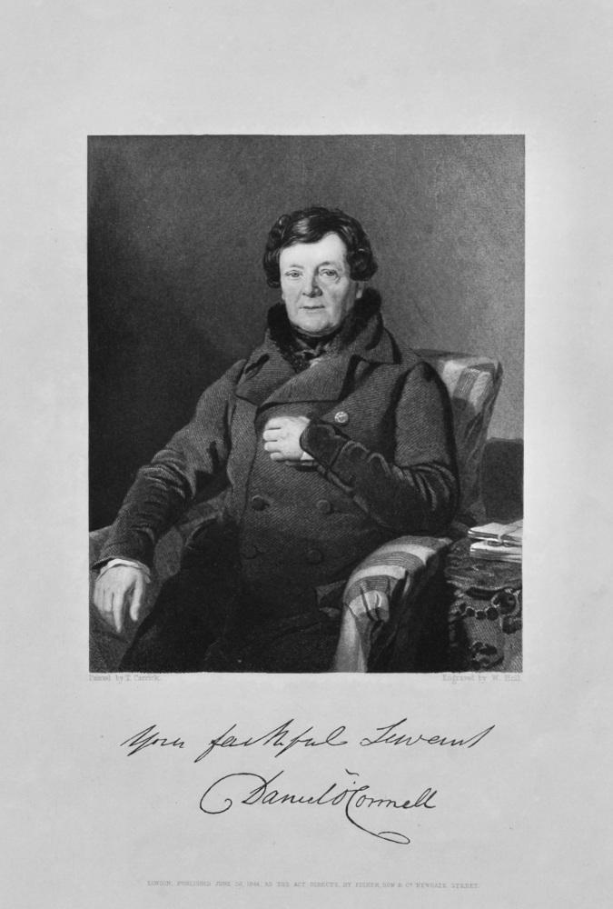Daniel O'Connell, Esq., M.P.  1844.