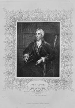 John Locke.  1850c.