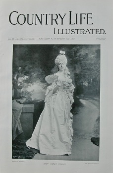 Country Life Illustrated, Oct 2nd, 1897