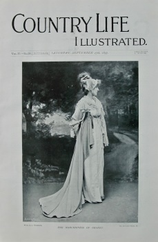 Country Life Illustrated, Sept 25th, 1897