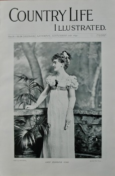 Country Life Illustrated September 11, 1897