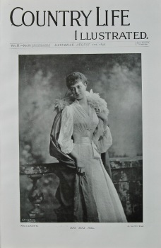 Country Life Illustrated August 21st, 1897