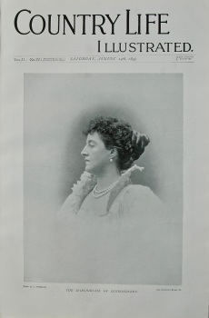 Country Life Illustrated, August 14th, 1897