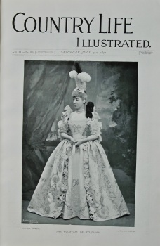 Country Life Illustrated, July 31st, 1897