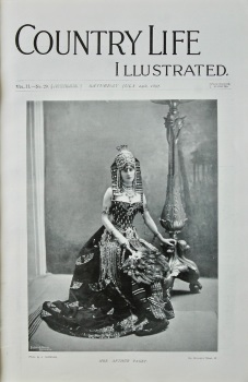Country Life Illustrated, July 24th, 1897