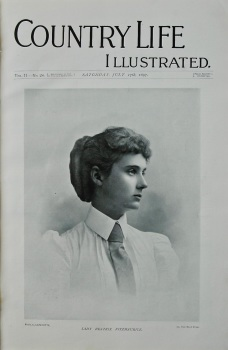 Country Life Illustrated, July 17th, 1897
